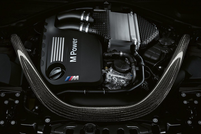 BMW M3 2018 Motor