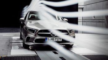 Mercedes-Classe A Sedan