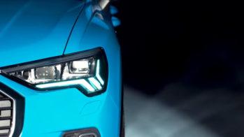 Audi Q3 Nova Geração 2018 Teaser