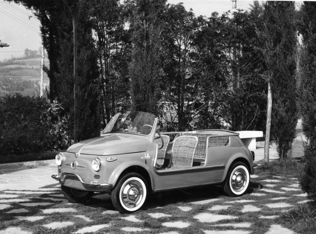 Fiat 500 Jolly Spiagginfa