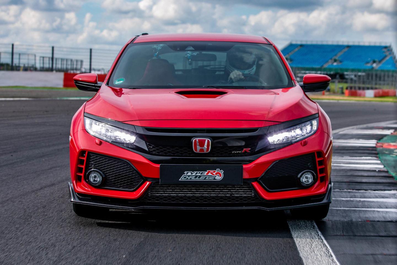 Honda Civic Type R Silverstone 2018