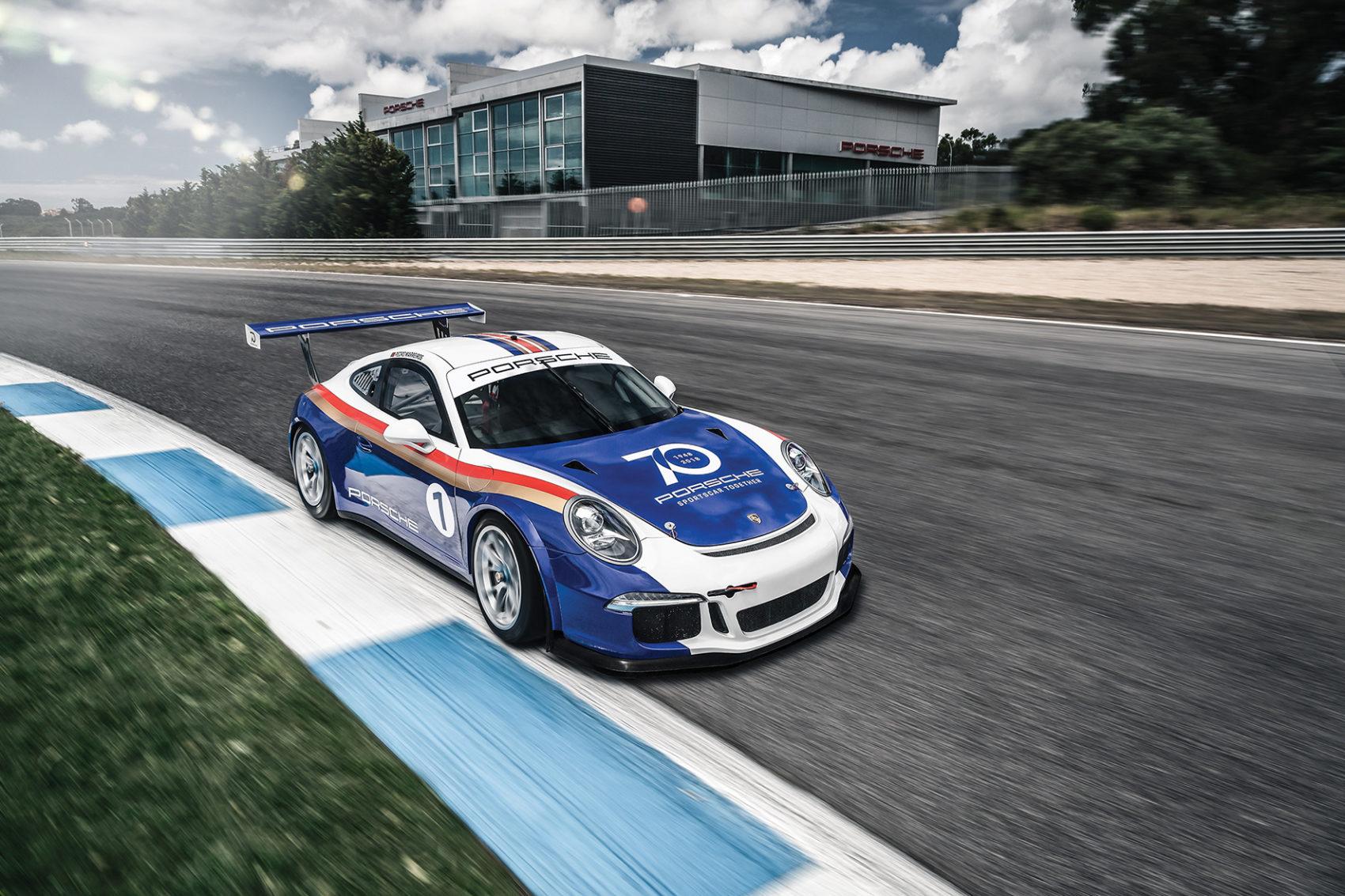 Porsche Iberian Meeting, Porsche 911