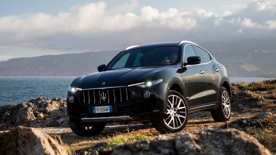 Maserati Levante em Cascais