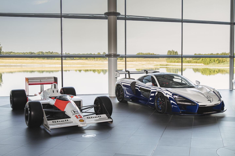 McLaren Senna 001 2018
