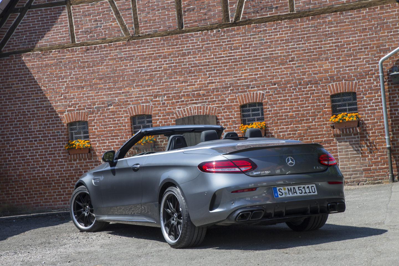 Mercedes-AMG C 63 Cabrio 2019