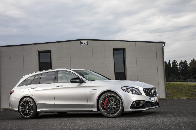 Mercedes-AMG C 63 Station 2019