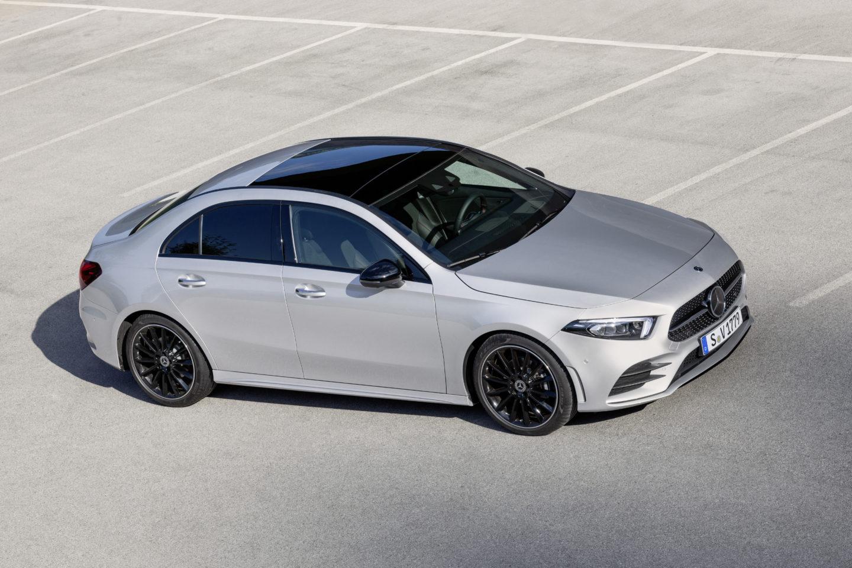 Mercedes-Benz Classe A Limousine 2018