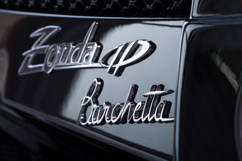 Pagani Honda HP Barchetta
