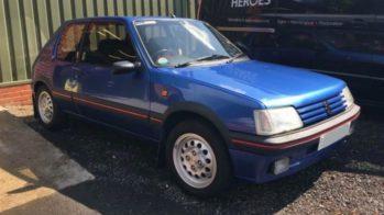 Peugeot 205 GTI 1.6 1991