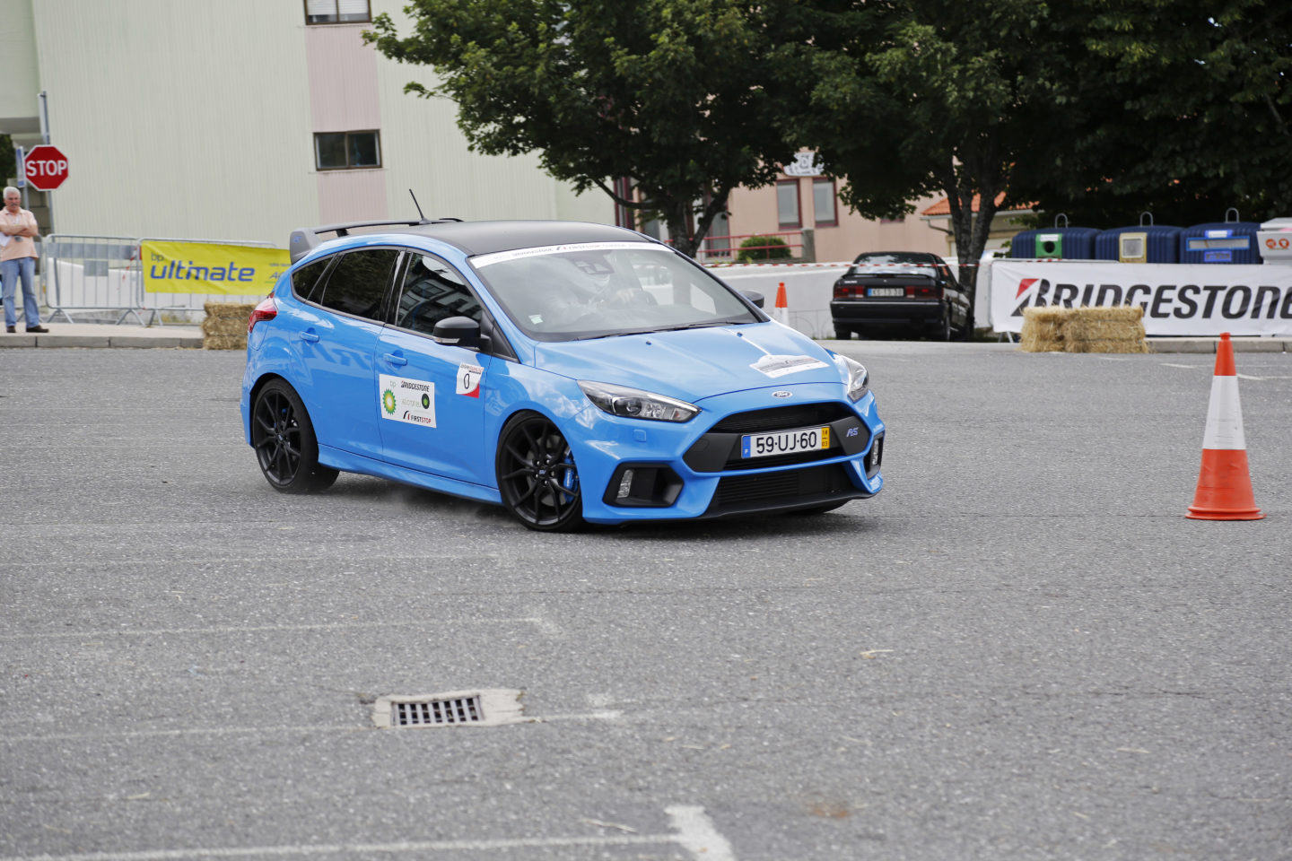 Rali da Guarda, Ford Focus RS