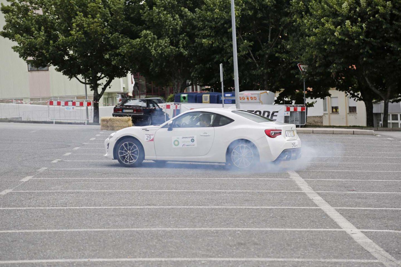 Rali da Guarda, Toyota GT86