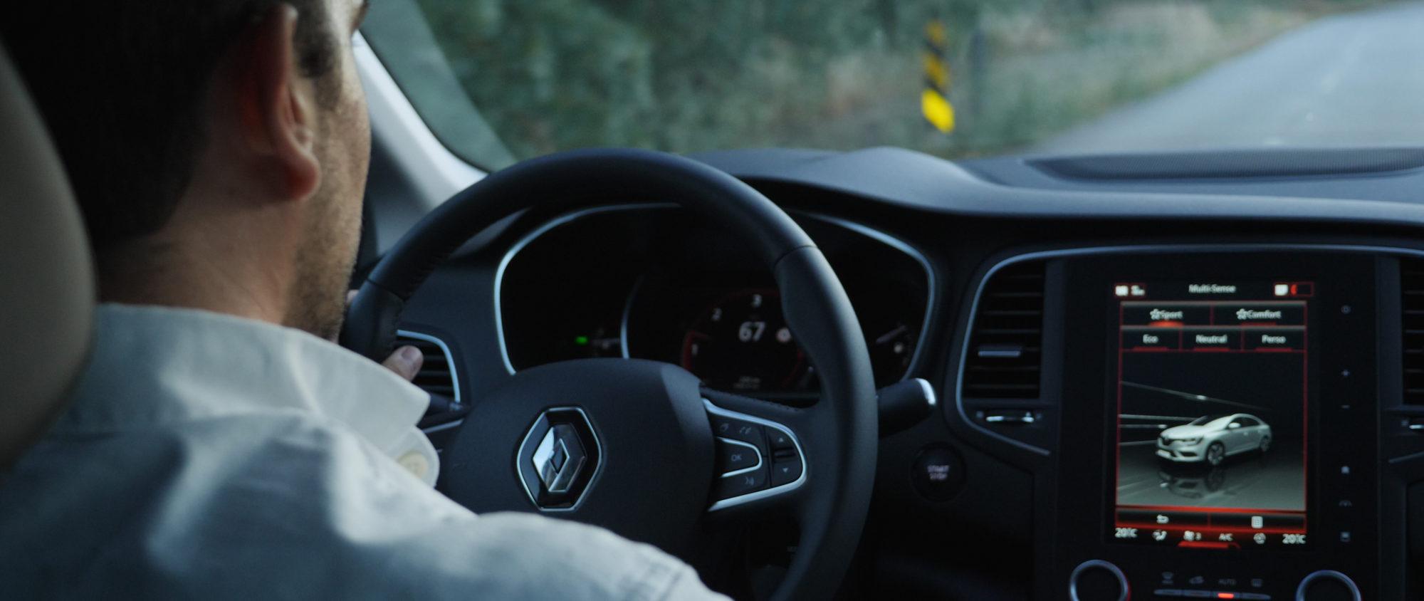 Renault Mégane Grand Coupé 2018