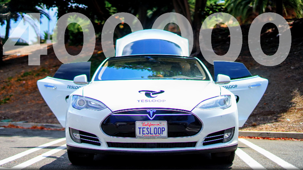 Tesla Model S 90D, 643 mil km