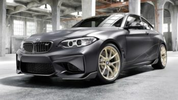 BMW M Performance Parts Concept, BMW M2