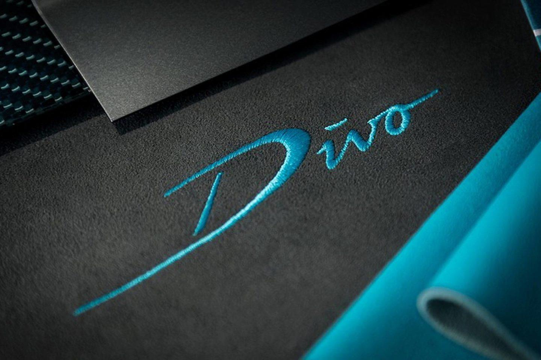 Bugatti Divo teaser 3 2018