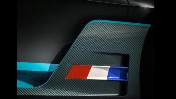 Bugatti Divo teaser 2018