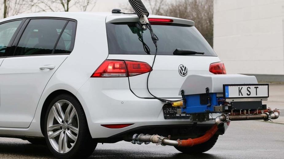 Emissões RDE Volkswagen Golf 2018
