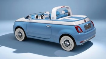 Fiat 500 Spiagginfa by Garage Italia