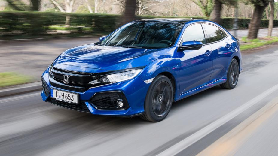 Honda Civic i-DTEC Sedan 2018