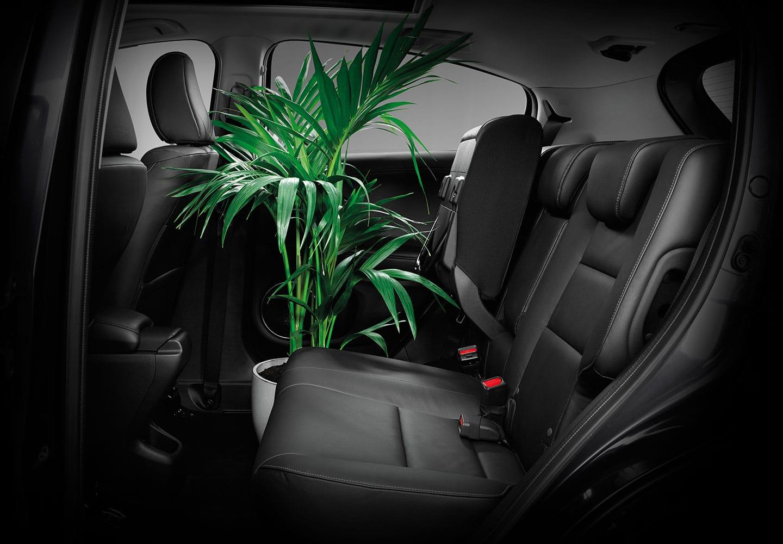 Honda HR-V — bancos Mágicos