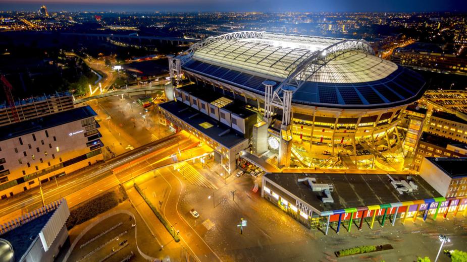 Armazenamento Nissan Johan Cruyff Arena 2018
