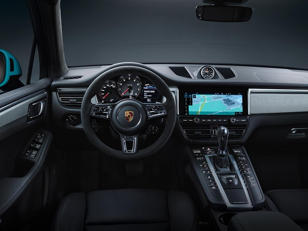 novo Porsche Macan novo macan my19