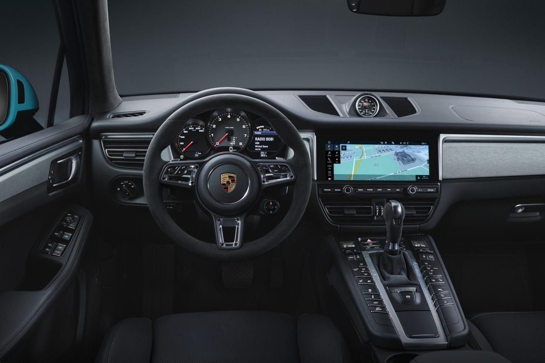 novo Porsche Macan my19
