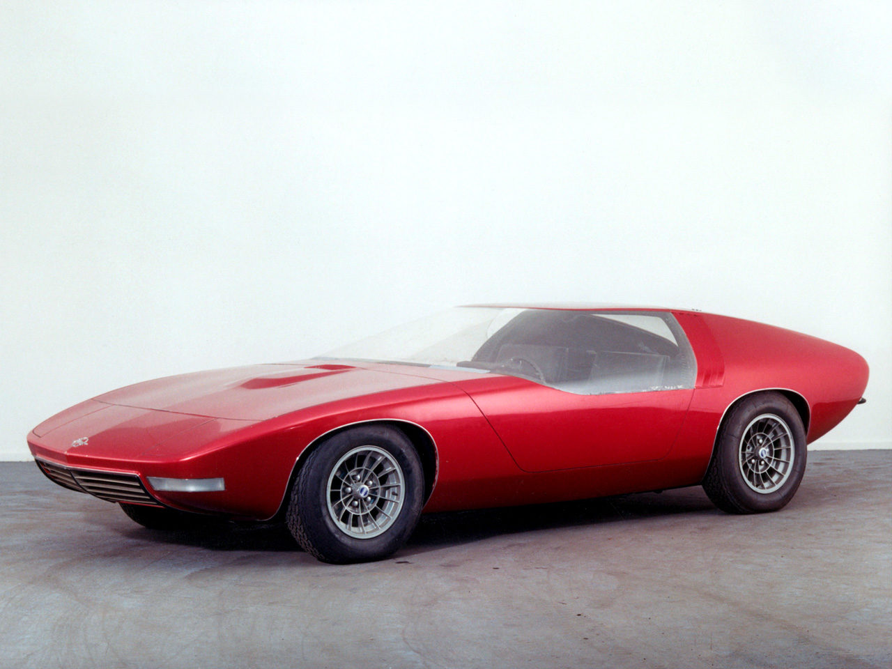 Opel CD Concept, 1969