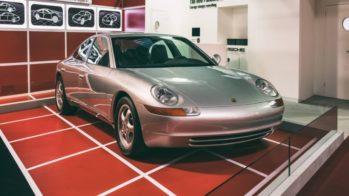 Porsche 989 concept