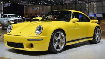 RUF CTR Yellow Bird 2017