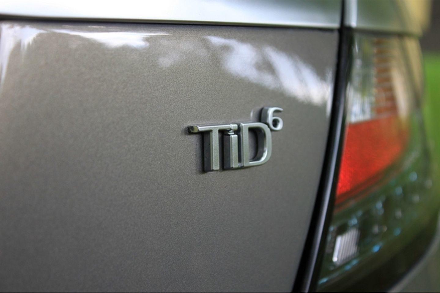 Saab 9-5 TiD6