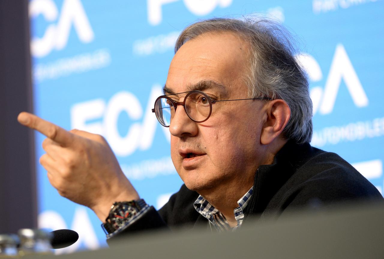 Sergio Marchionne, 2018