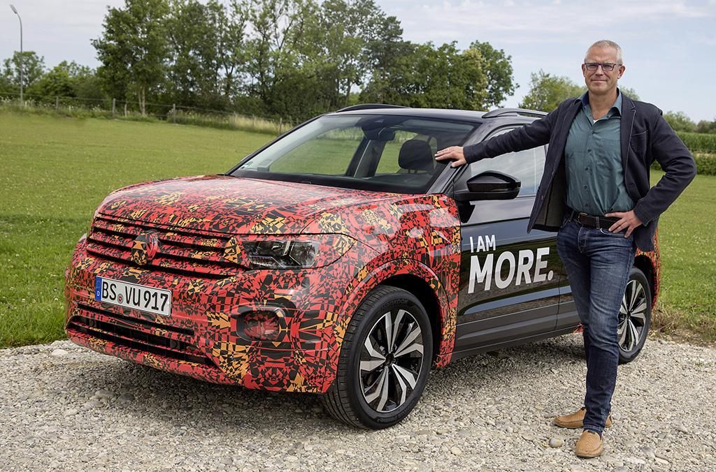 Volkswagen T-Cross, Andreas Krüger