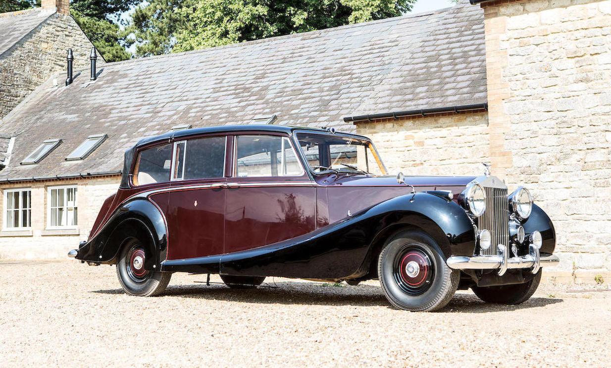 Rolls-Royce Phantom IV State Landaulette, 1950