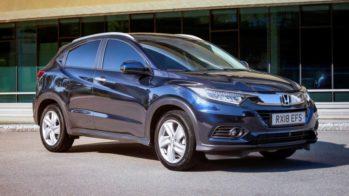 Honda HR-V facelift 2019