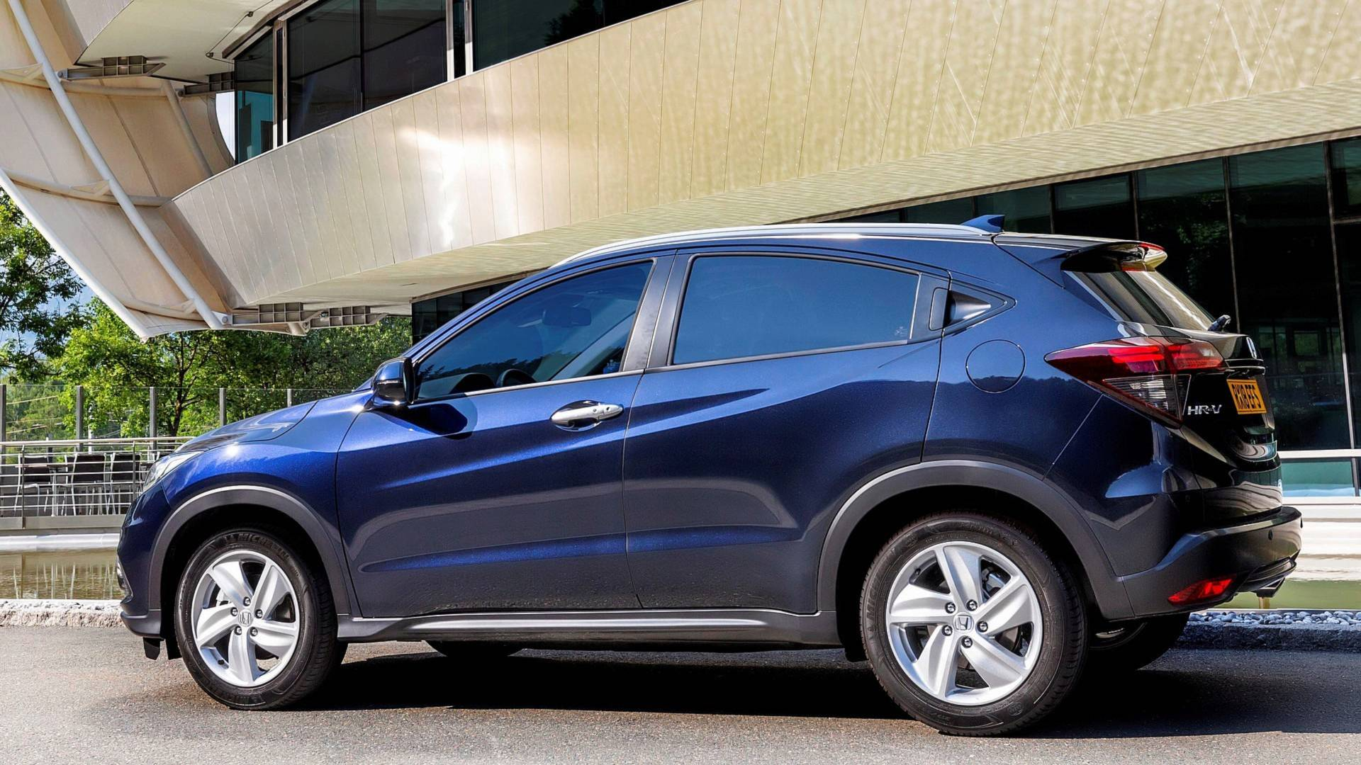 Honda HR-V facelift 2019