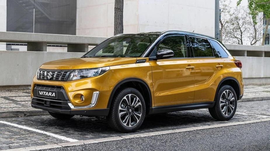 Suzuki Vitara Restyling 2019