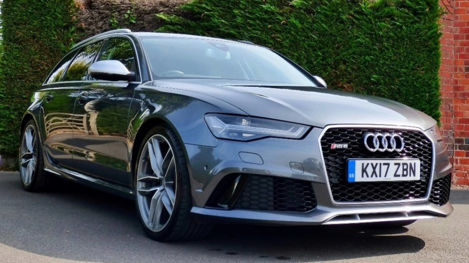 Audi RS6 Avant Principe Harry 2018