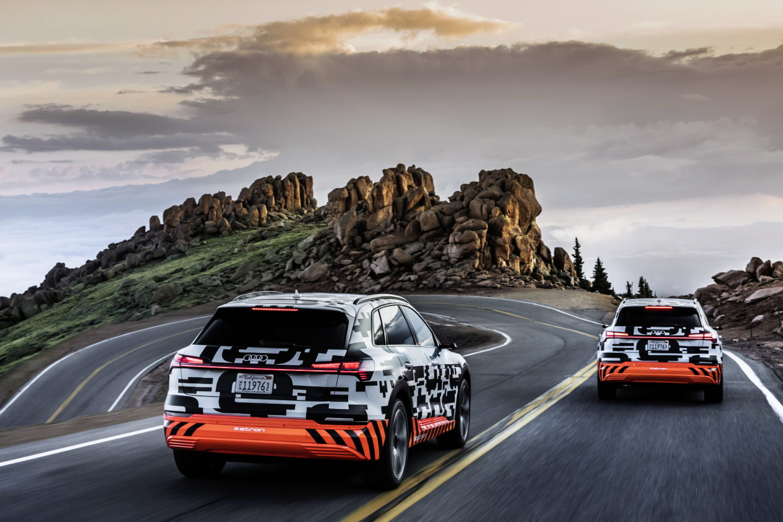 Audi e-tron Protótipo Pikes Peak 2018