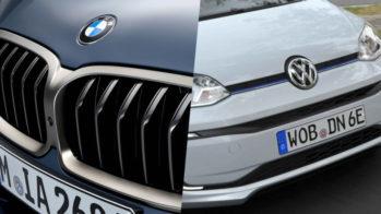 BMW, Volkswagen, recall