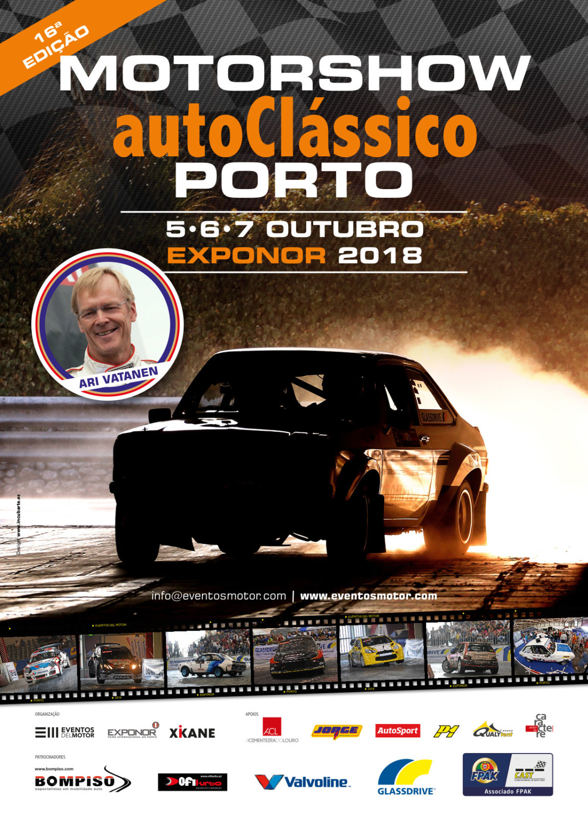Motorshow AutoClássico Porto 2018