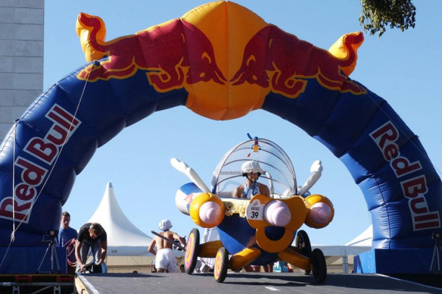 Corrida Red Bull Lisboa