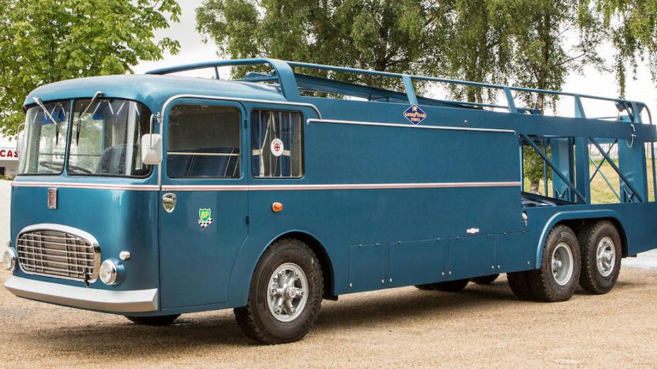 Fiat Bartoletti Transporter 1956