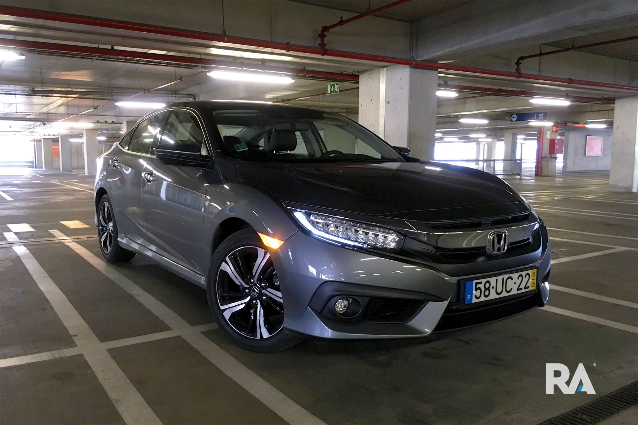Honda Civic Sedan 1.5 i-VTEC Turbo Executive