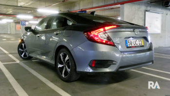 Honda Civic Sedan 1.5 i-VTEC Turbo Executive
