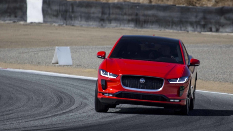 Jaguar I-Pace First Edition Laguna Seca 2018