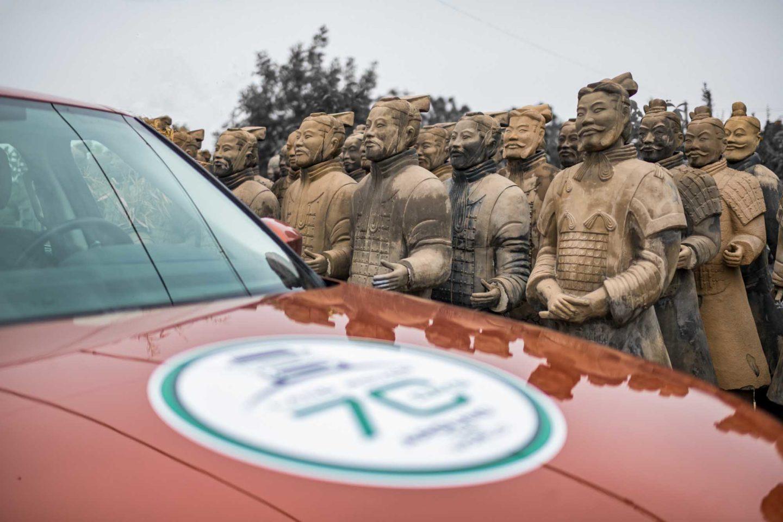 Land Rover Discovery Volta ao Mundo 2018