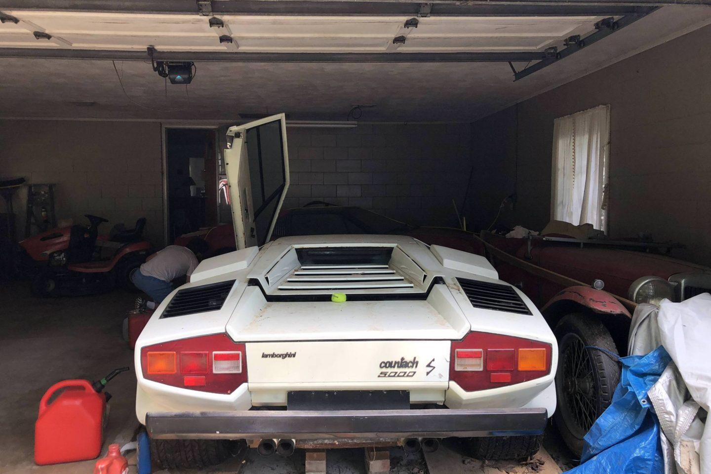 Lamborghini Countach 500S 1982-85