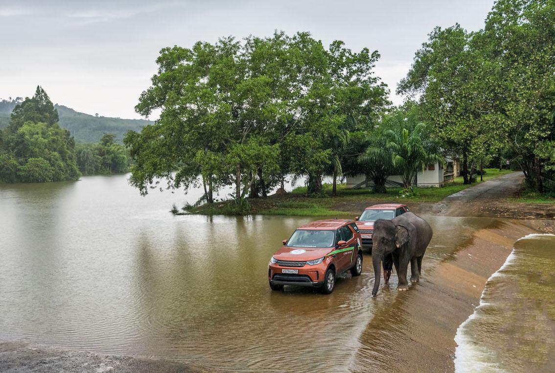 Land Rover Discovery Volta ao Mundo em 70 dias, 2018