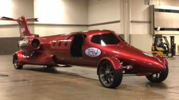 Limo-Jet Jettersetter 2018